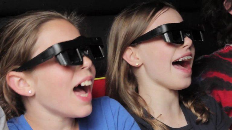 Хотите пользоваться очками 4D?